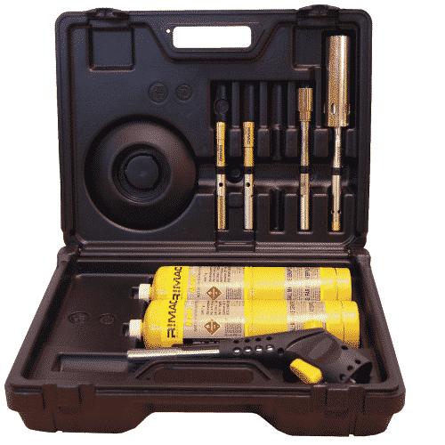 Gasbaserade verktyg och tillbehör
