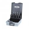 Roterande filar för aluminium komplett sats RUKO