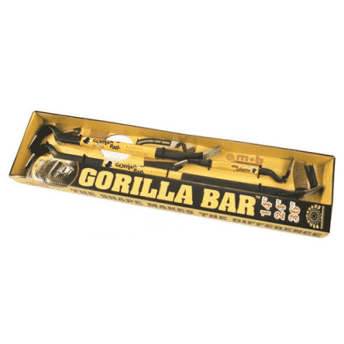 "Gorilla bar 3-pack 14"", 24"" 36"""