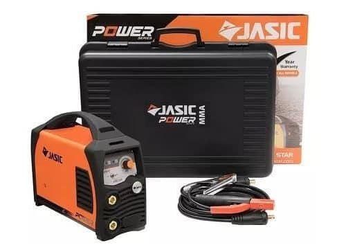 Svets Jasic Power Arc 160 PFC komplett