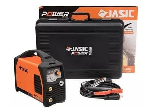 Svets Jasic Power Arc 160 PFC komplett